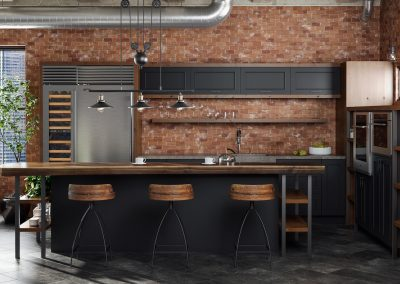 Industrial_Brickwall-Kitchen_03